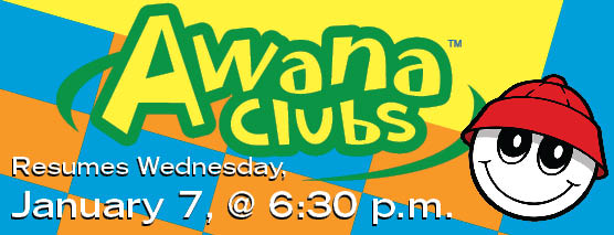 Awana - Resumes Jan.7 2015